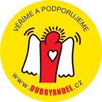 Sponzorsky podporujeme nadaci Dobrý anděl